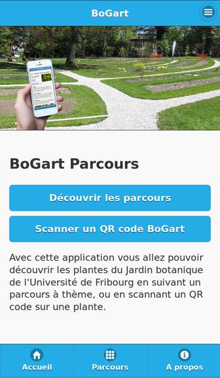 BoGart Université de Fribourg