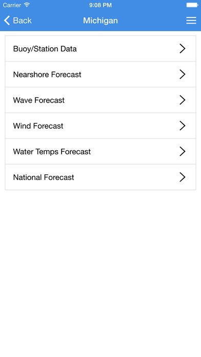 SurfingLakes iPhone Screenshot 3