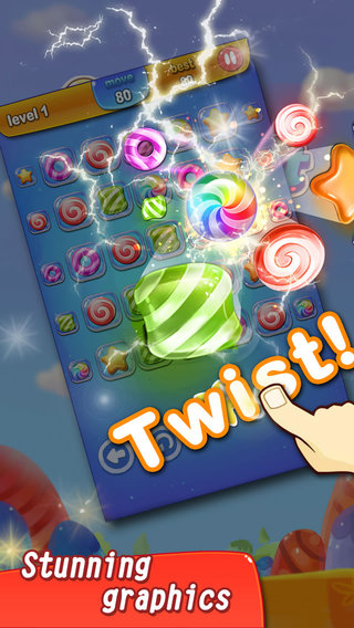 Candy Twist Puzzle