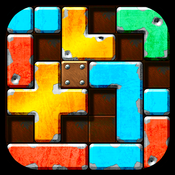 四格拼板 – Slide Tetromino Premium [iOS]