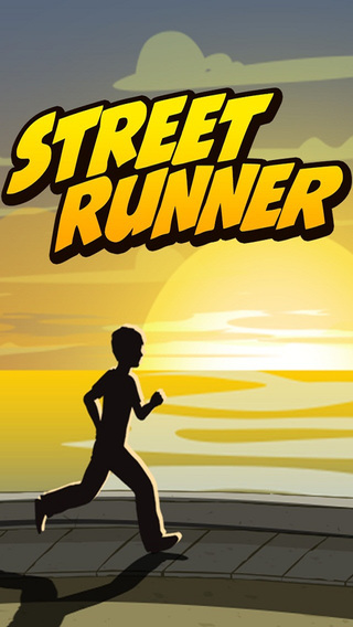 Street Runner - Crazy Run Adventure