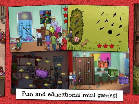 Hanna & Henri - The Party Screenshots