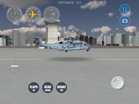 Игра F18 Flight Simulator