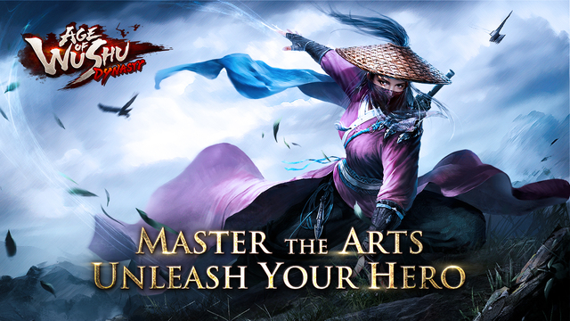 Age of Wushu Dynasty - Kungfu Action MMO Adventure Screenshots