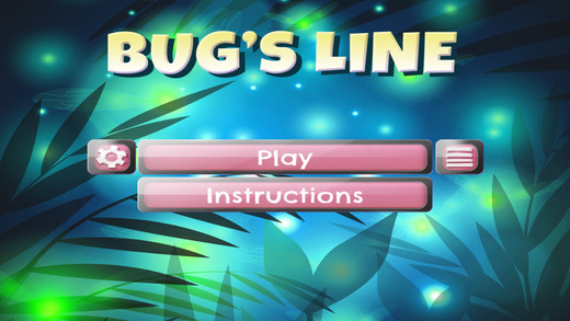Bug's Line - PRO - Shift Rows And Match Lady Bugs Puzzle Game