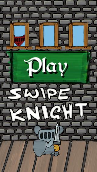 Swipe Knight