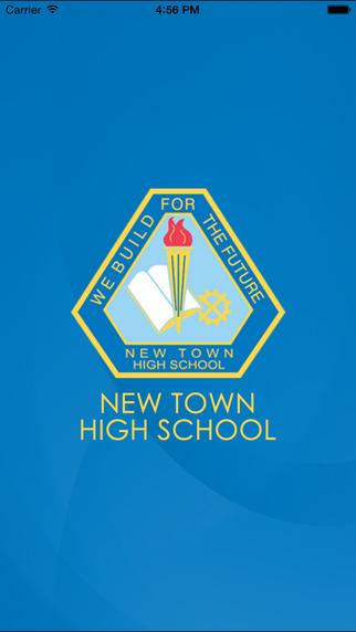 New Town High School - Skoolbag