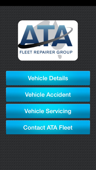 ATA Vehicle Services App