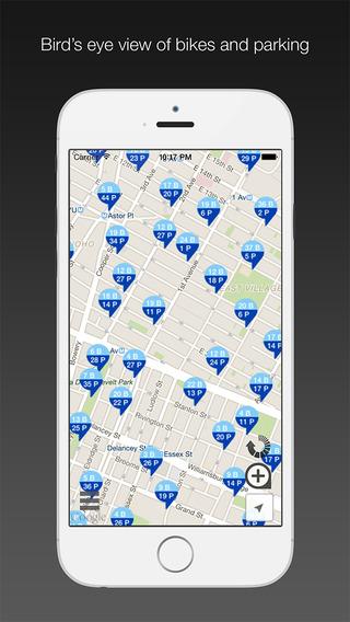 Bike Me - Citibike locator for NYC Citi Bikes