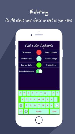 Cool Color KB - Custom Color Keyboard
