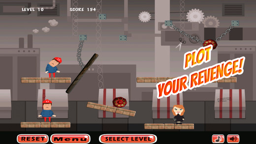 Attack the Angry Bosses - Wrecking Ball Revenge MX