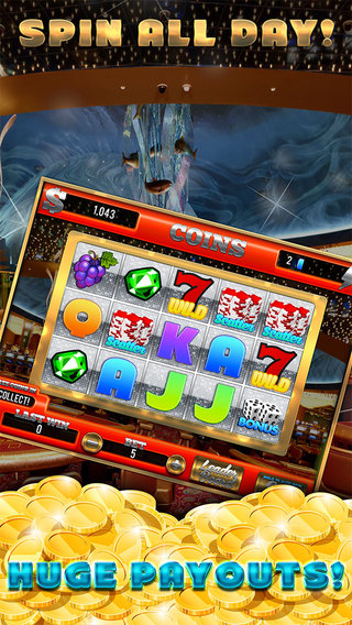 AAA Ace Slots Tons of Coins FREE Slots Game