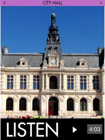 玩免費旅遊APP|下載Audio guide of Poitiers app不用錢|硬是要APP