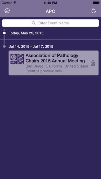 Association of Pathology Chairs