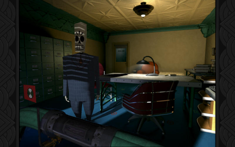Grim Fandango Screenshot - 1