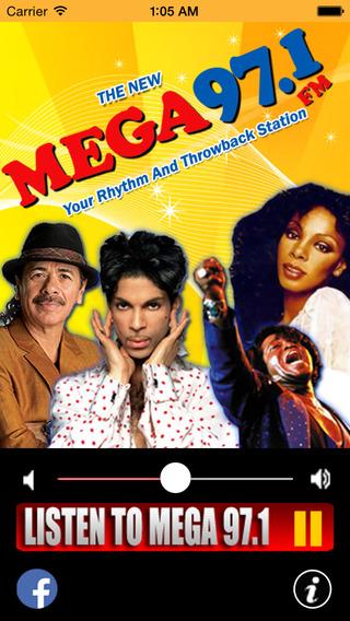 Mega971 Radio KRTO
