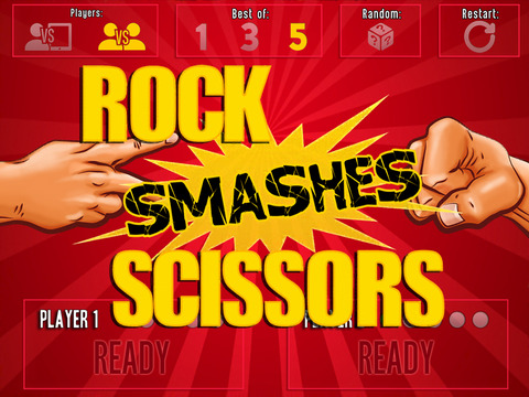 Rock Paper Scissors (RPS) iPad Screenshot 4