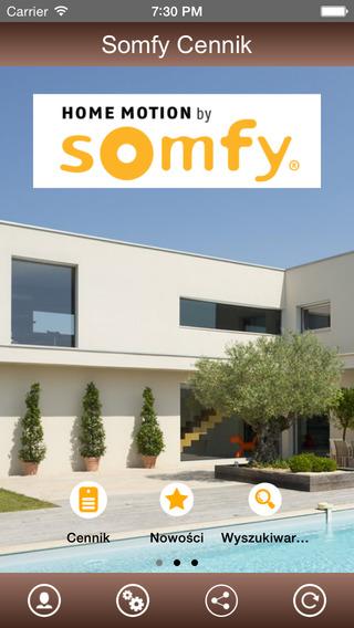 Somfy Cennik