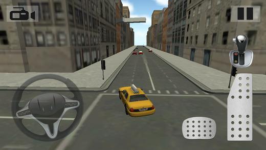 City Taxi Rush