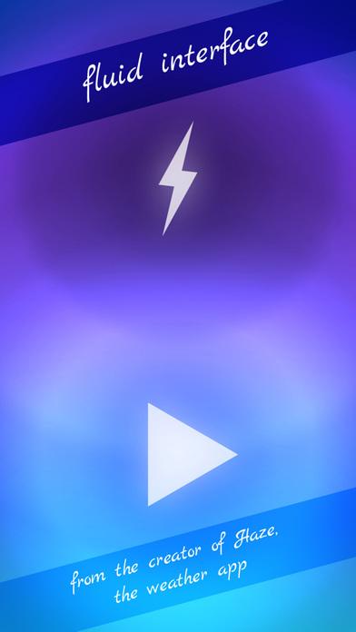 Thunderspace 5k ~ Сон Расслабьтесь Медитировать во время Гроза с дождями и океанскими Звуки Скриншоты4