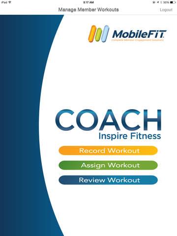 MobileFiT Coach