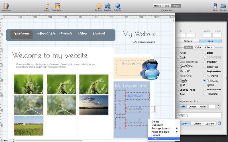 HTML Egg Classic Edition Screenshot - 5