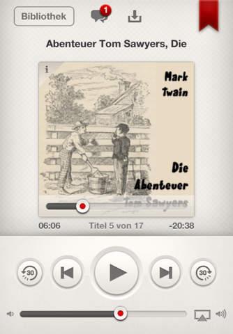 Audiobooks HQ screenshot 3