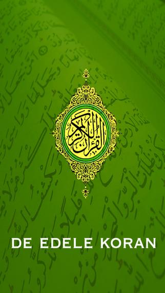 De Edele Koran - De heilige Koran in het Nederlands en Arabisch