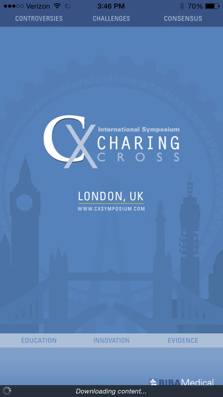 Charing Cross Symposium - CX
