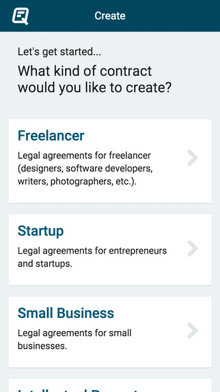 Quickly Legal - Business Contracts Legal Documents and Agreements.