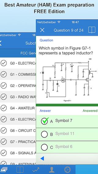 HAM Radio Exam preparation FREE - Upgrade from Technician or General