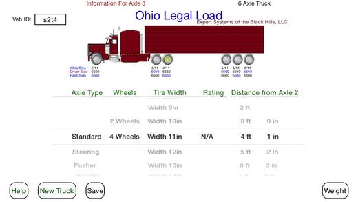 Legal Load Ohio