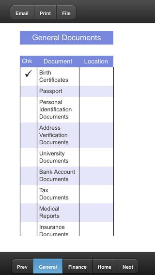 Documents Keeper
