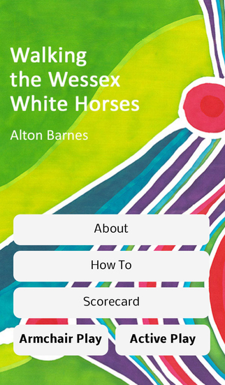 Alton Barnes White Horse Walk