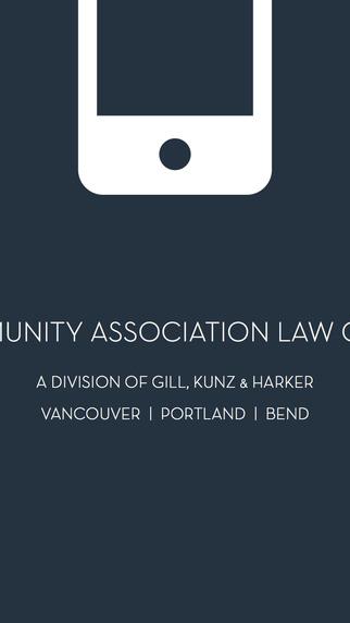 Community Association Law Group Mobile App