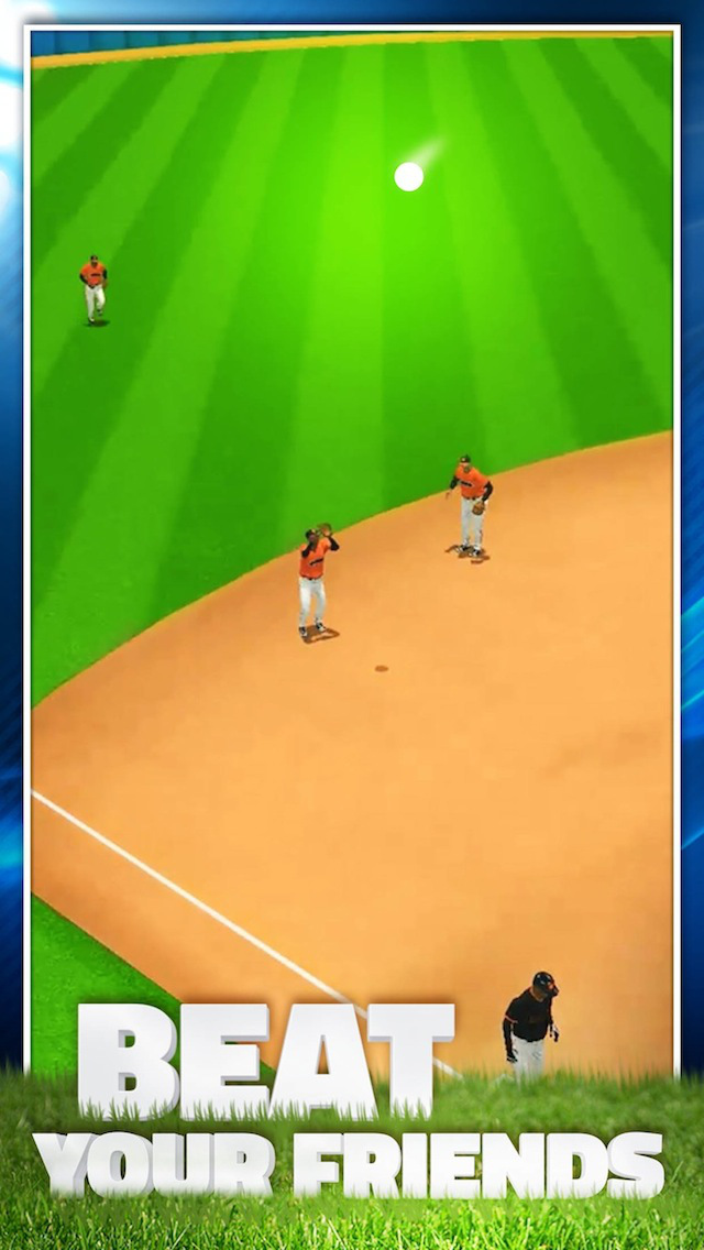 Tap Sports Baseball 2015  Screenshot
