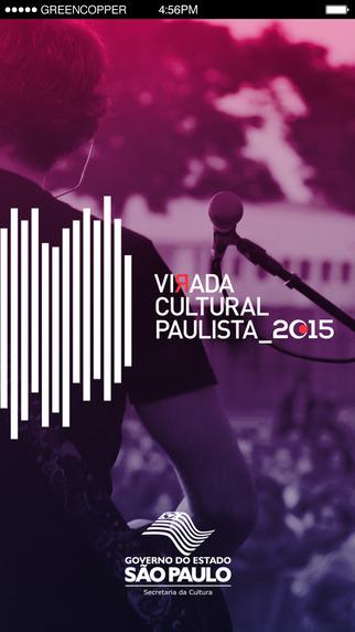 Virada Cultural Paulista 2015