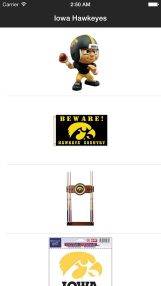 FanGear for Iowa Hawkeyes - Shop for Apparel Acces