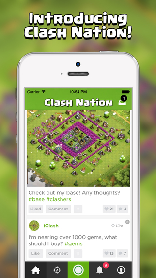 Clash Nation - Community for Clash of Clans Wiki Builder Tips More
