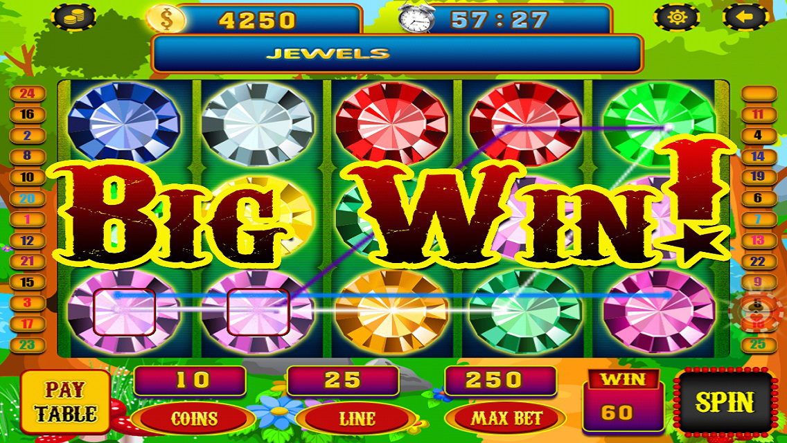 All slots casino free games