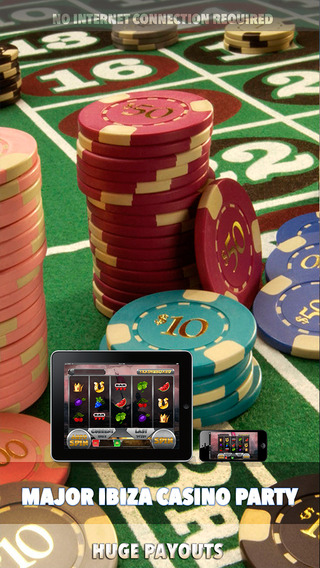 Major Ibiza Casino Party Slots - FREE Slot Game Premium World