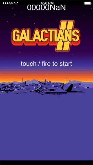 Classic Galactians