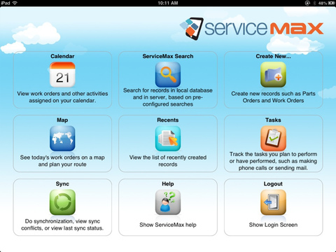 ServiceMax 14