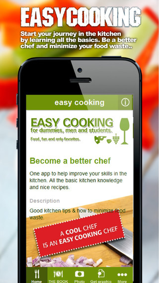 Easycooking - be a better chef