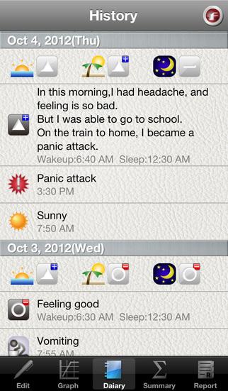 Mental Rec iPhone Screenshot 3