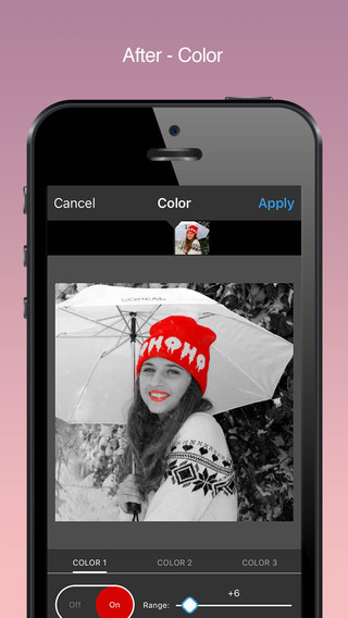 Video Color Editor - Change Video Color, Splash and Adjust Movie Clips