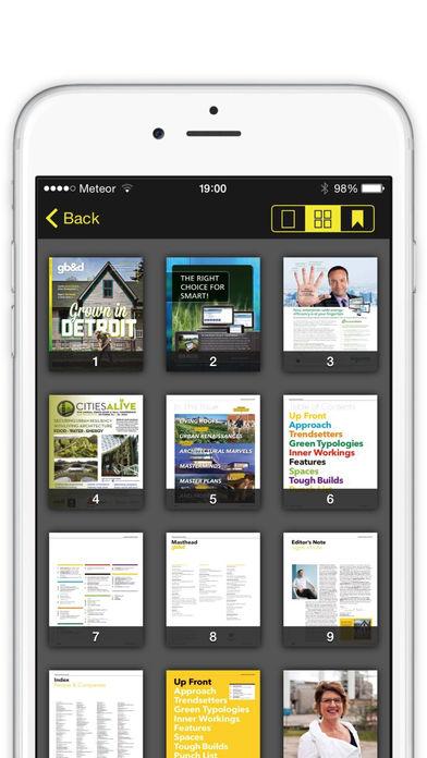 Green Building Design Magazine App App