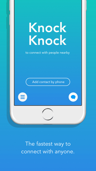 Knock Knock - Meet Chat Share Contact Info