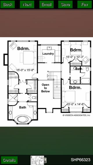 Shingle Style - House Plans