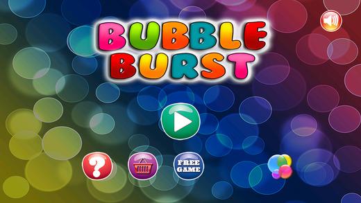 A All Bubble Burst Blowout